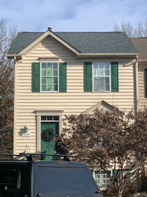 Roof Replacement on Manassas, VA Home