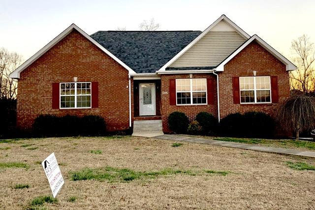 Pleasant View, TN Home with New Shingle Roof - After Photo