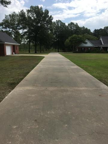 Uneven Driveway in Swartz, LA - After Photo