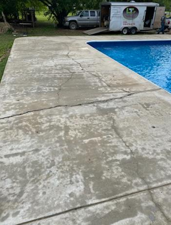 Your pool deck can look like this!