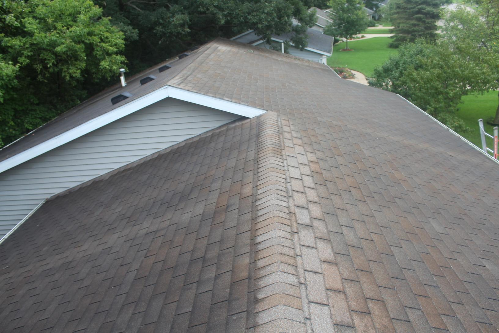 Roof Replacement in Portage, MI - Before Photo