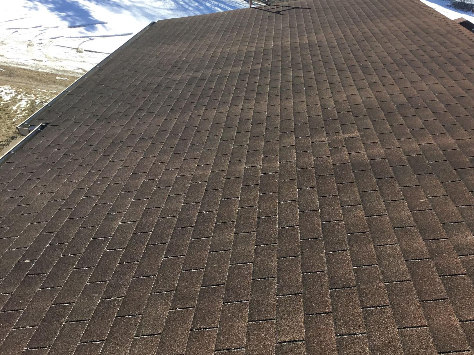 Roof Replacement- Three Rivers - Before Photo