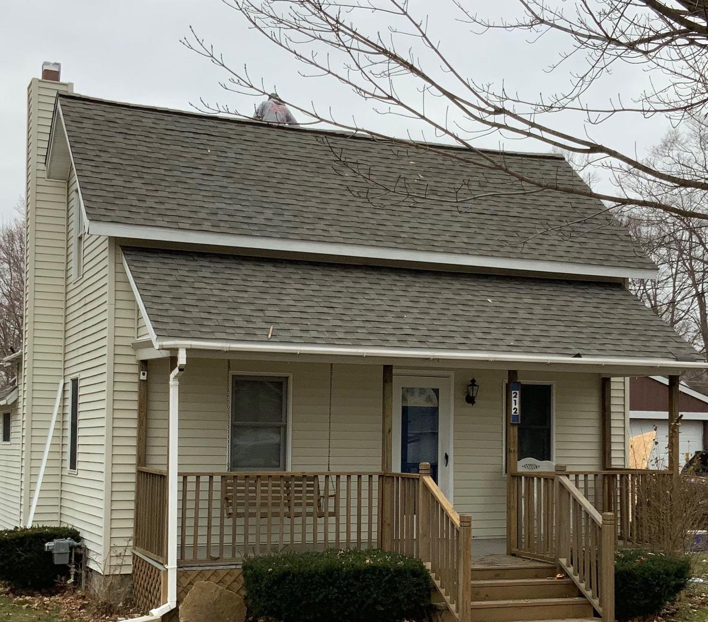 Roof Replacement- Athens - After Photo