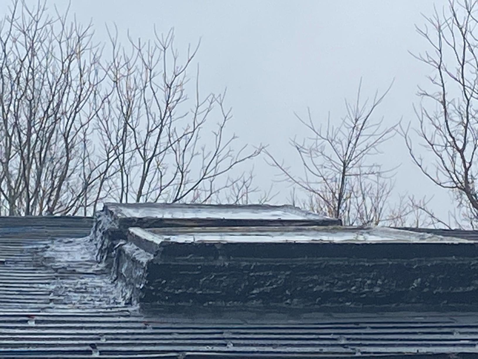 Roof Replacement- Lawrence - Before Photo