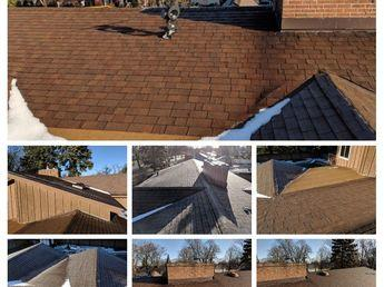 Roof replacement in Holland, MI
