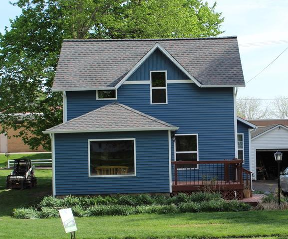 Siding Installation in Martin, Michigan