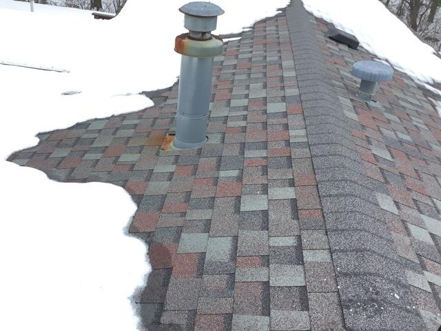 Roof Replacement- Battle Creek - Before Photo