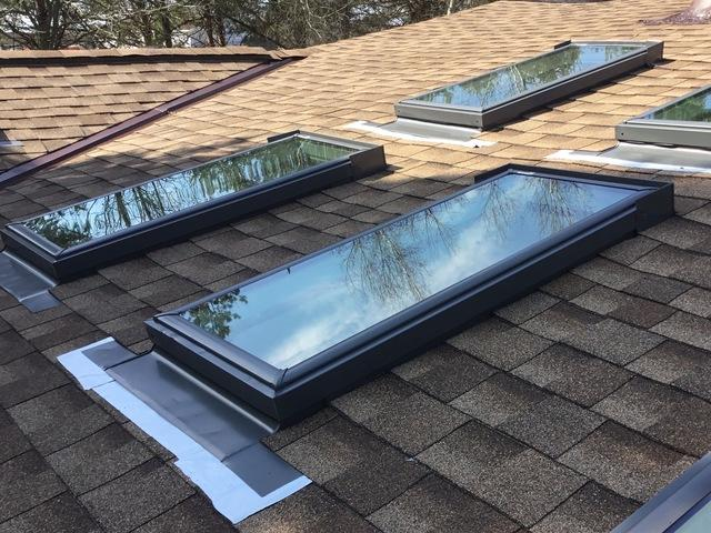 Roof Replacement- Lawrence - After Photo