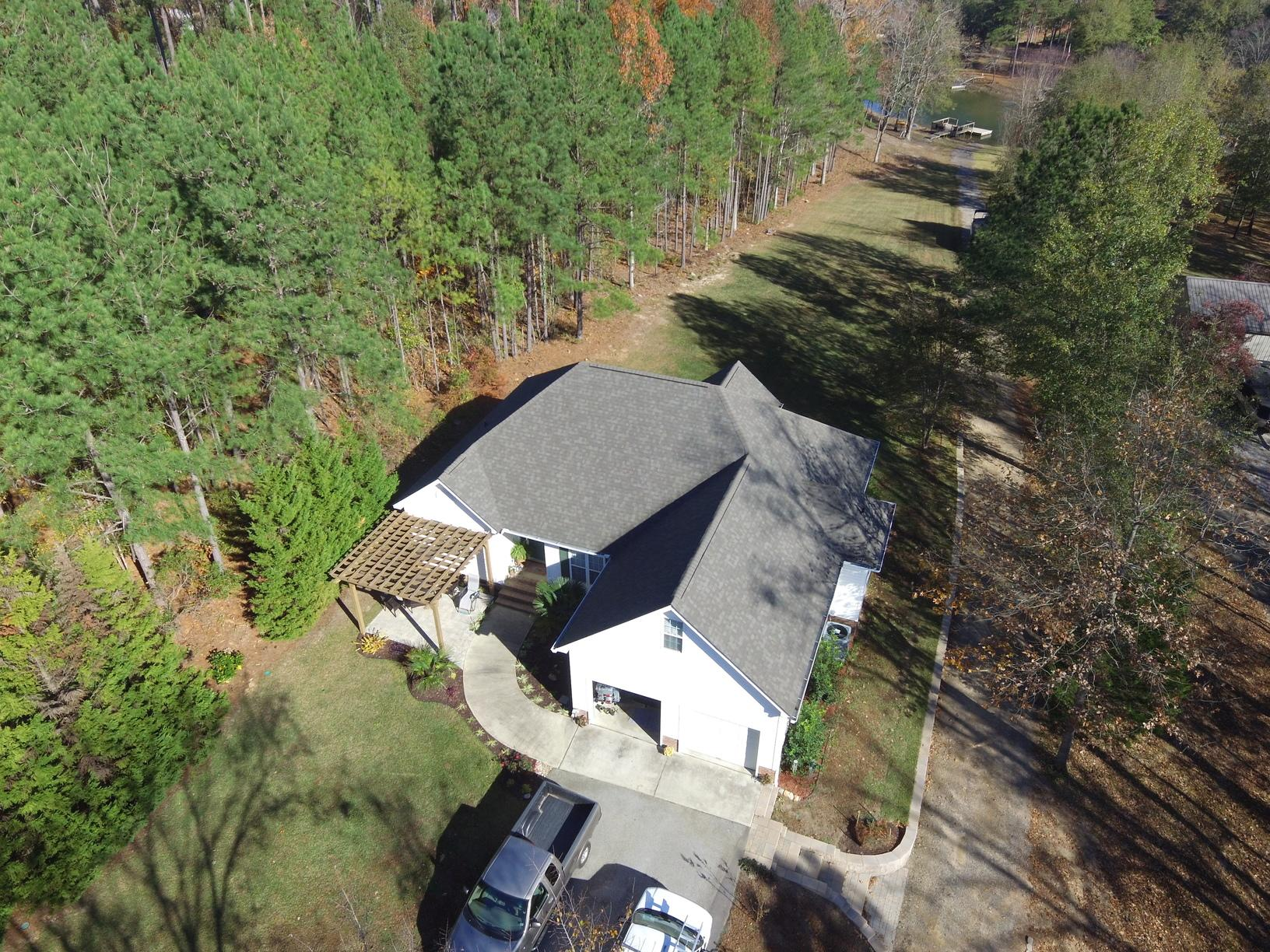 Gilbert, SC Wind damaged Roof - After Photo