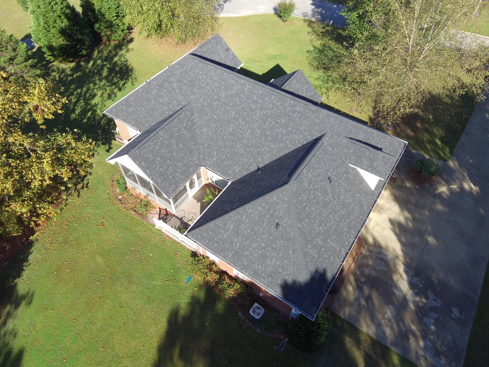 Roof Install Lexington SC - After Photo