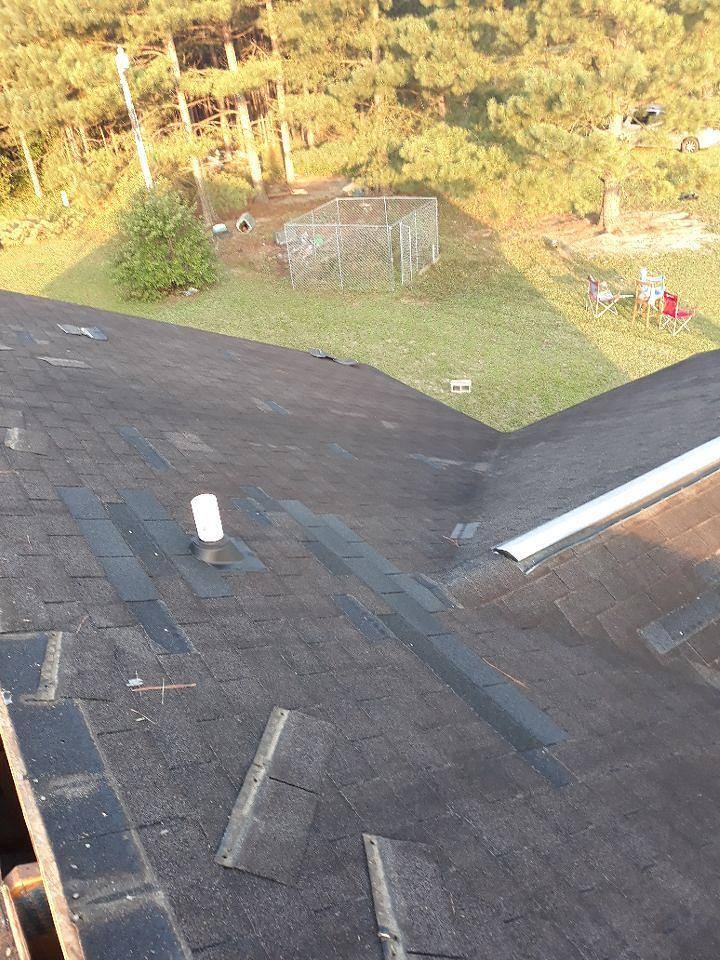 Eastover, SC - Roof Replacement - Before Photo
