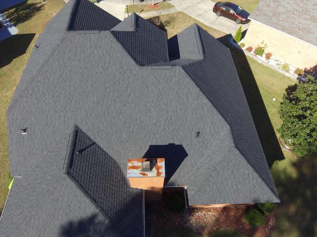Columbia, SC Roof Replacement - After Photo