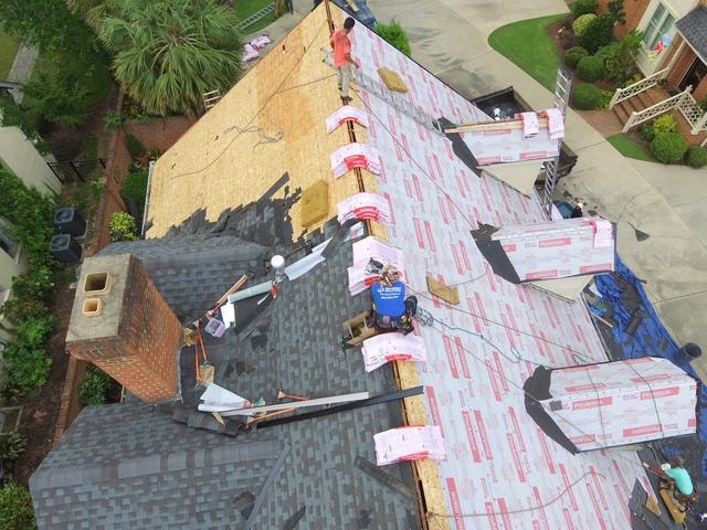 Roof Replacement in Columbia, SC