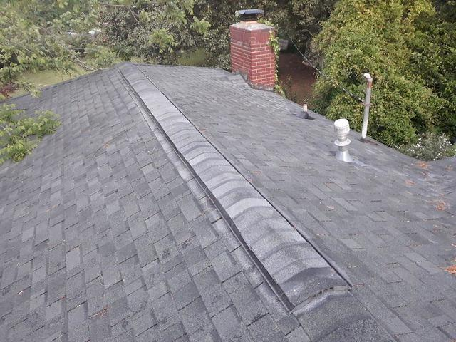 West Columbia, SC - Before and After Roof Install