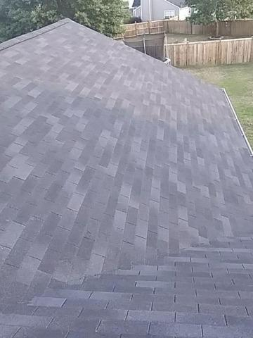 Roof Replacement Hail Damage, SC - After Photo