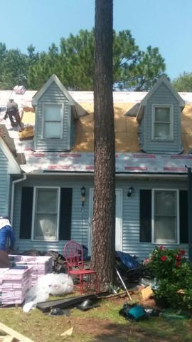 Roof Replacement Hopkins SC