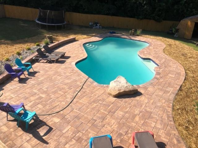 Pool Patio in Annapolis - After Photo