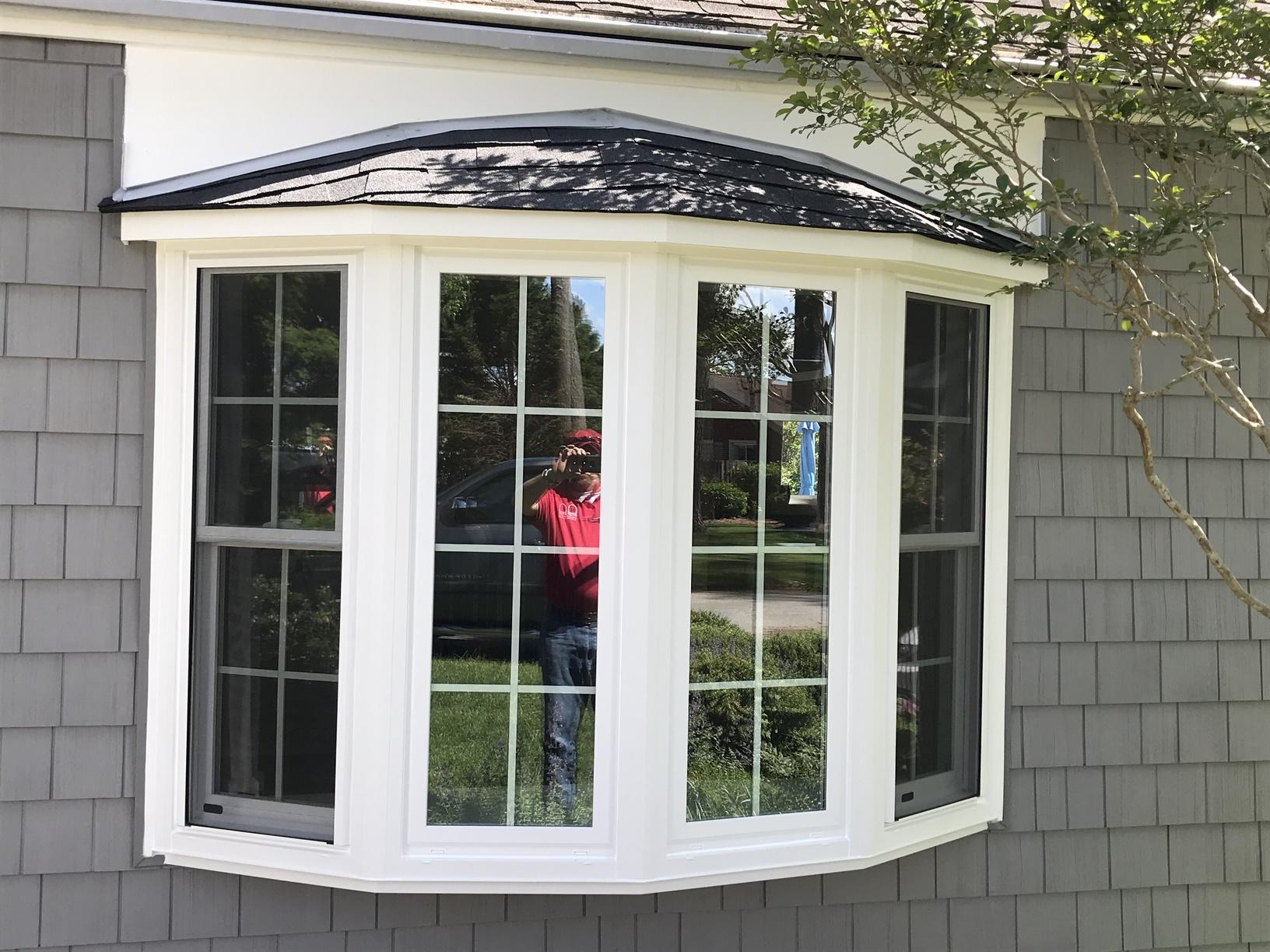 Bow Window Replacement in Gloucester, VA - After Photo