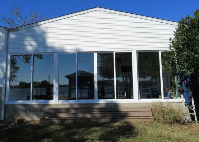 Waterfront Sunroom Conversion in Chickahominy Haven (Lanexa, VA) - After Photo