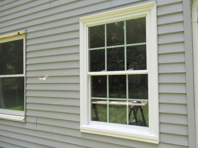 Restoration Series Wood Window Replacement in Williamsburg VA - After Photo
