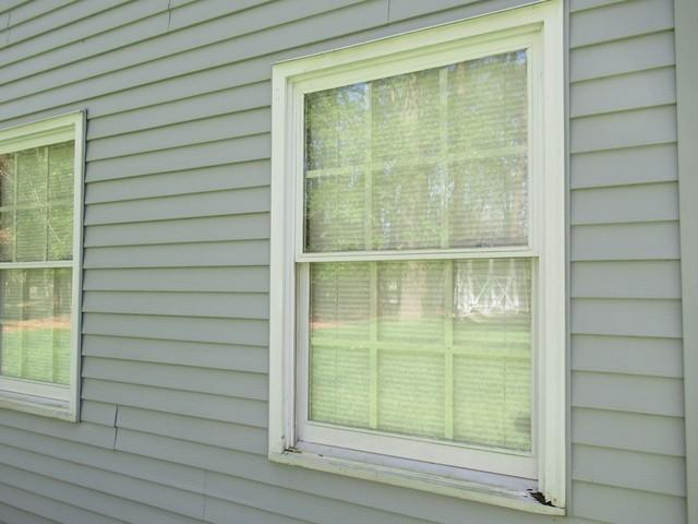 Restoration Series Wood Window Replacement in Williamsburg VA