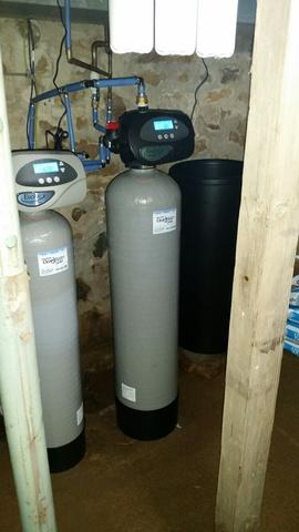 Water Softener,  Iron Filter & Reverse Osmosis Install in Hortonville, WI