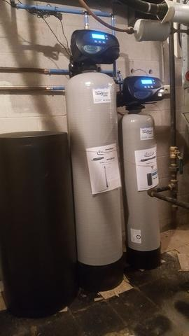 New Softener & Sulfur Filter - Appleton, WI