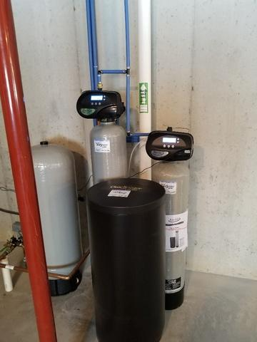 New Iron Filter, Water Softener and Reverse Osmosis in Suamico, WI