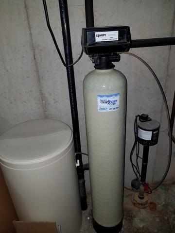 NEW WATER SOFTENER in Winneconne, WI
