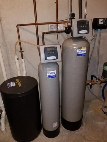 NEW IRON FILTER in Seymour, WI