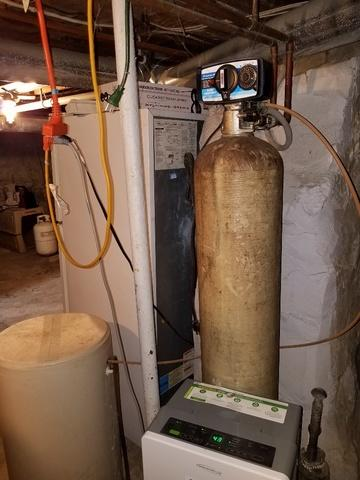 NEW WATER SOFTENER in Hilbert, WI