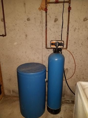 New Filter Installed in Neenah, WI