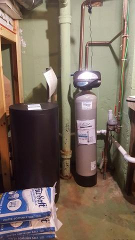 New Water Softener and Reverse Osmosis Installed in Waupaca, WI