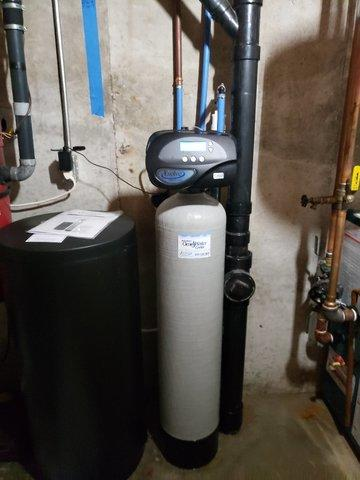NEW WATER SOFTENER in Shiocton, WI