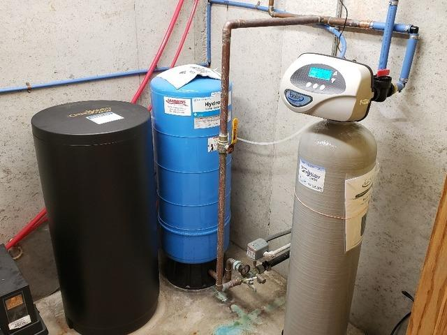 New Water Softener Install in NeeNah, WI