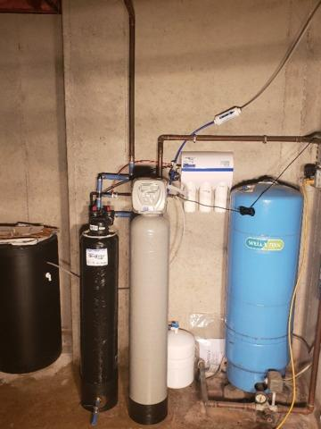 New well owners with odor- Clintonville