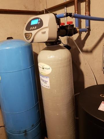 New Water Softener- Neenah, WI