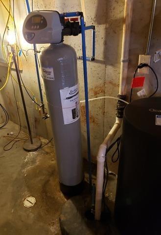 Water Softener Install in Kaukauna, WI