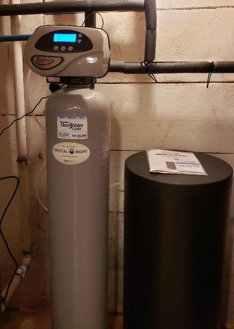 Water Conditioner Replacement - De Pere, WI