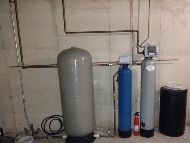 Updating Water Treatment Equipment - Oshkosh, WI