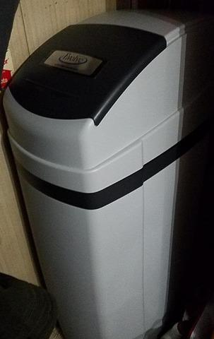 New Water Softener to Fix Hard Water in Neshkoro, WI - After Photo