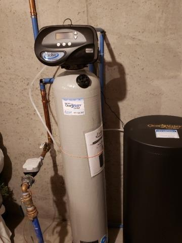 Brand New Home With Hard Water- Neenah,WI