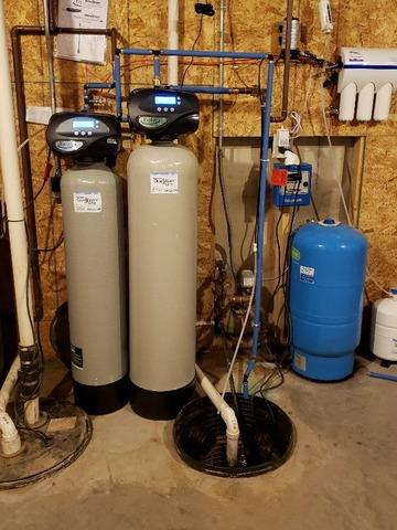 Sulfur and High Iron Levels in Drinking Water- Black Creek, WI