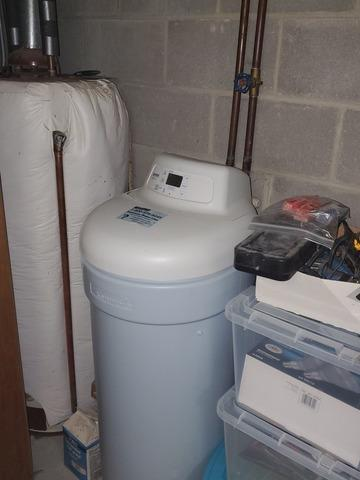 New Water Softener- Sheboygan, WI