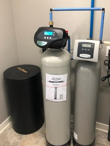 Iron and Sulfur Water Filter Install- Clintonville, WI