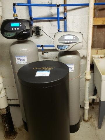 Hard Water & Iron Issues - Mequon, WI