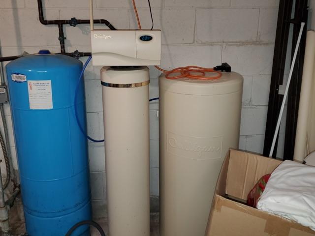 New Water Softener- Grafton, WI
