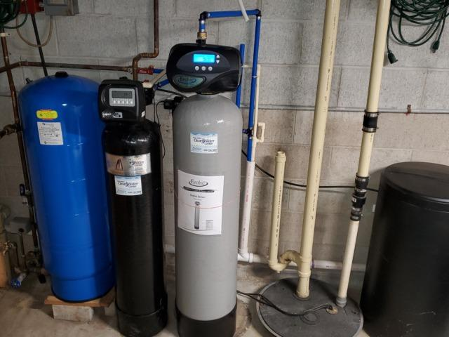 Whole House Iron Filtration in Fond Du Lac, WI
