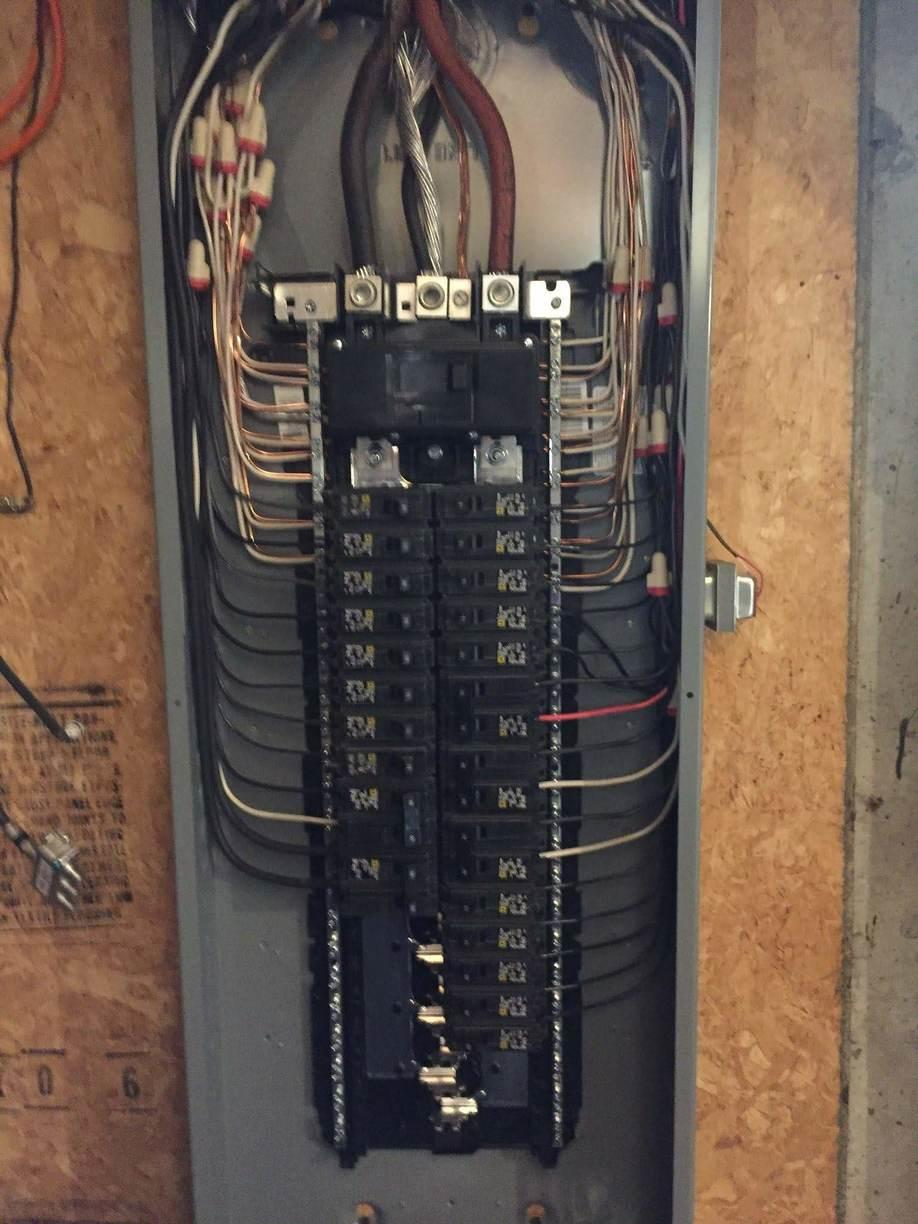 Federal Pacific Panel Box replacement in Clifton Park, NY - After Photo