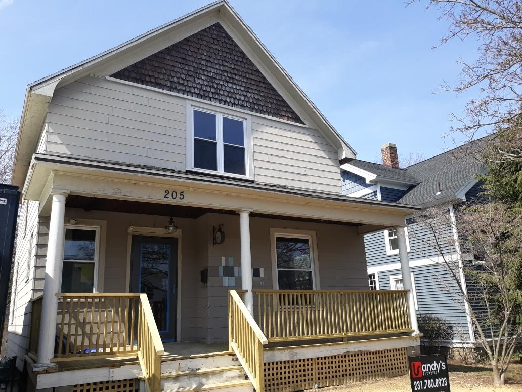 A Shocking Rehab in Grand Haven, MI - Before Photo